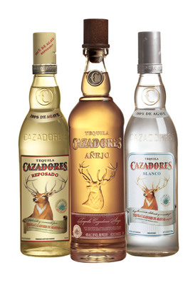 Tequila CAZADORES(R), the signature 1922 recipe awarded a Double Gold Medal for its CAZADORES Anejo and a Silver Medal for CAZADORES Reposado at the 2012 San Francisco World Spirits Competition | Tequila CAZADORES(R), con su receta original de 1922, premiado con doble medalla de oro por CAZADORES Anejo y con medalla de plata por CAZADORES Reposado en la World Spirits Competition 2012 de San Francisco.  (PRNewsFoto/Bacardi U.S.A., Inc.)