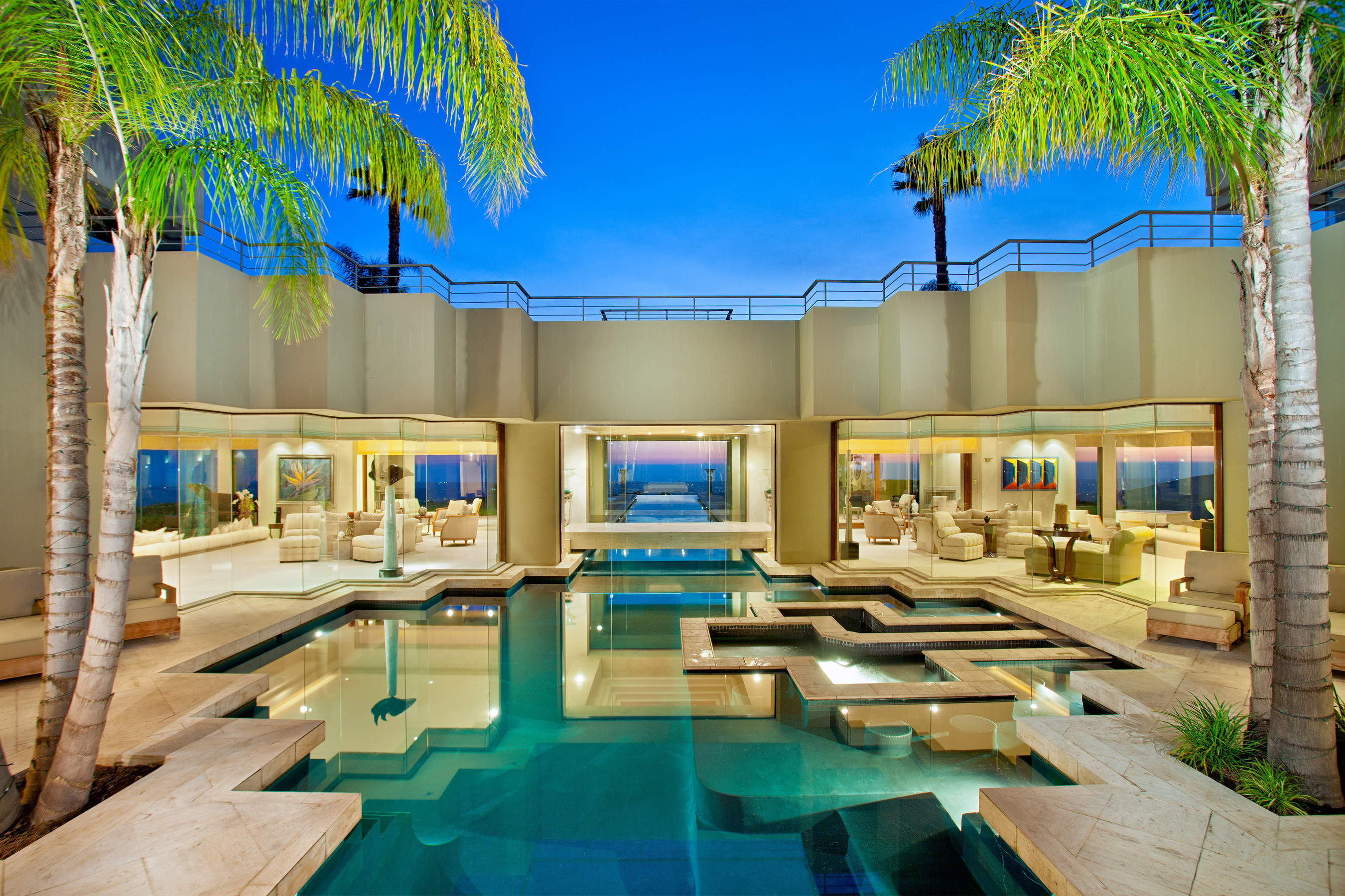 Platinum Luxury Auctions Announces Auction of Exotic California Mountaintop Estate