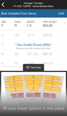 Ticketmaster Transforms Mobile Ticketing