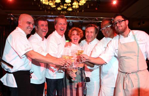 Pebble Beach Food & Wine Lexus Culinary Masters.  (PRNewsFoto/Pebble Beach Food & Wine)