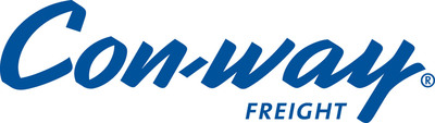 Con-way Freight logo.
