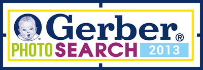 page to enter the Gerber Photo Search 2013. (PRNewsFoto/Gerber