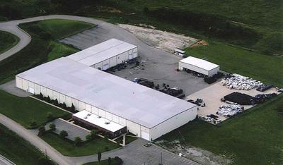 AXION Recycled Plastics' Zanesville, Ohio facility.  (PRNewsFoto/AXION International Holdings, Inc.)