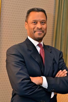 Dr. John S. Wilson Jr.  (PRNewsFoto/Morehouse College)