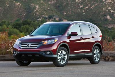 American Honda Sales Rise 1.1 Percent in April (PRNewsFoto/American Honda Motor Co., Inc.)