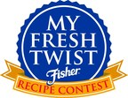 """Fisher Nuts and Chef Alex Guarnaschelli Announce Second Annual """"My Fresh Twist"""" Recipe Contest"""