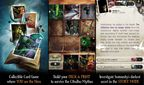The collectible card game where you are the hero