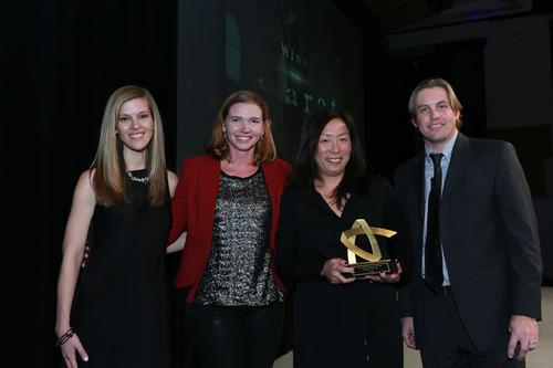 The 2013 iMedia Agency of the Year winner: Carat. (PRNewsFoto/iMedia Communications, Inc.) (PRNewsFoto/IMEDIA COMMUNICATIONS, INC.)