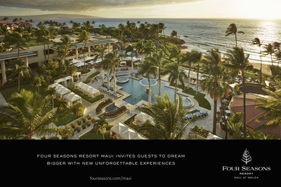 Four Seasons Resort Maui: An Unforgettable Experience
