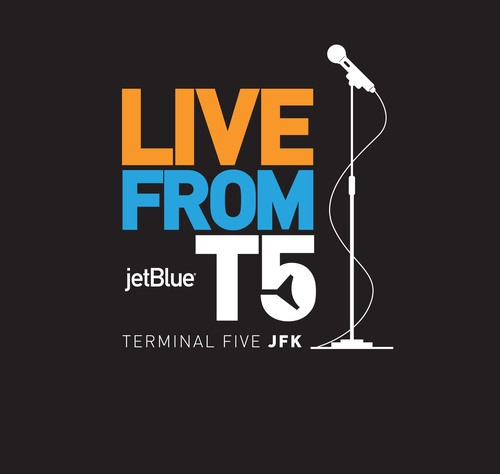 Rhythm and JetBlue's: Live from T5 Concert Series Presents Grammy Award Winning Singer and
