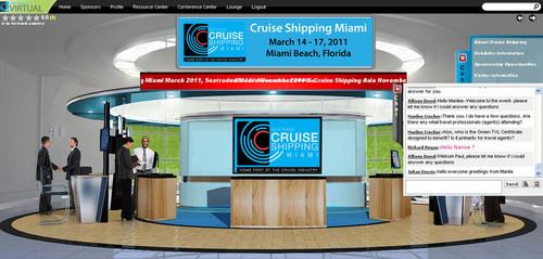 UBM Live's Virtual Trade Show Platform by UBM Studios.  (PRNewsFoto/UBM Studios)