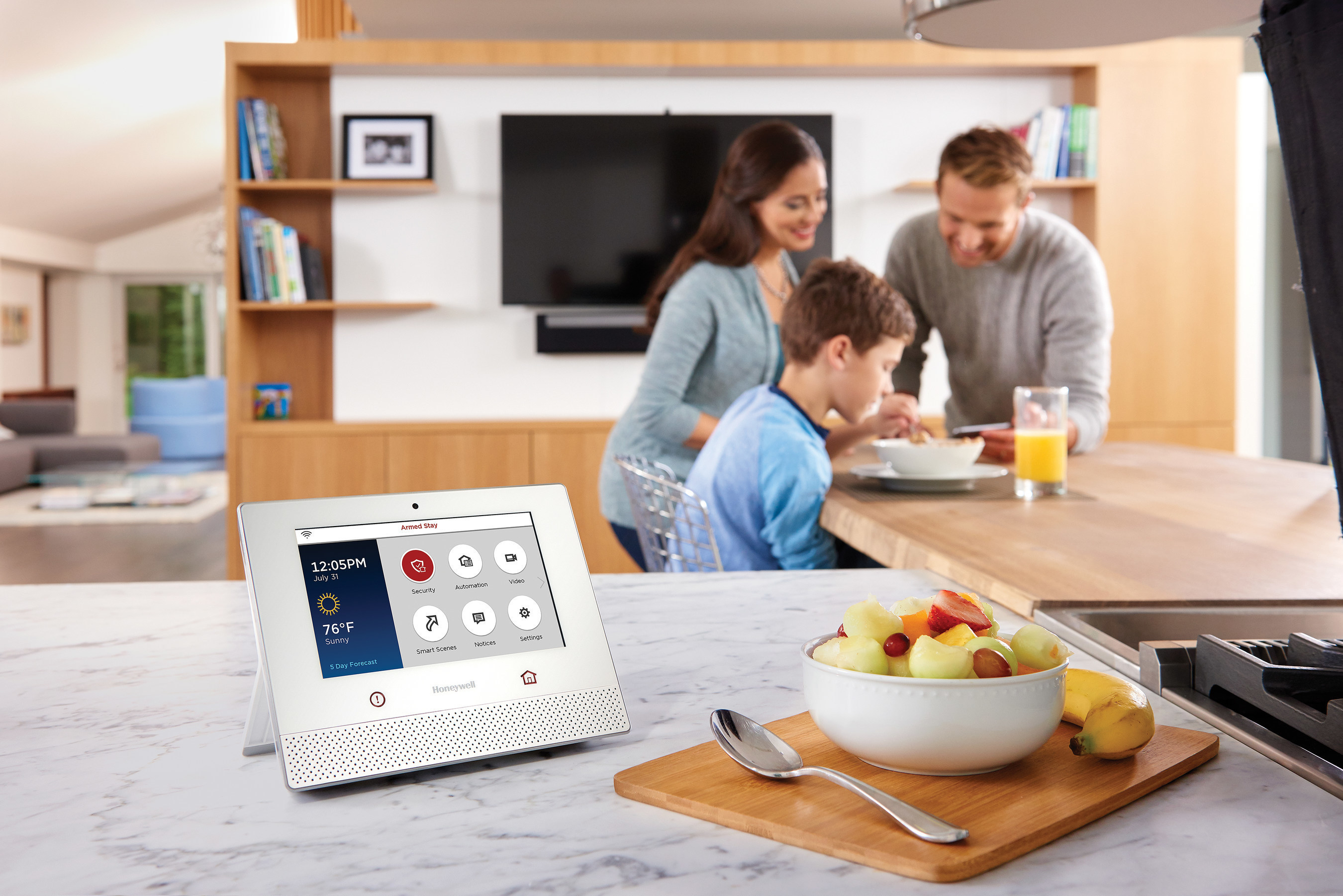 Smart Home For The Holidays: Honeywell Offers Tips To Maximize Connected Home Technology While Enjoying The Season