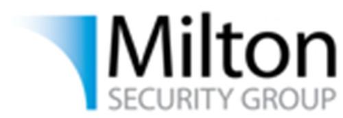 Milton Security Group. (PRNewsFoto/Milton Security Group Inc) (PRNewsFoto/MILTON SECURITY GROUP INC)
