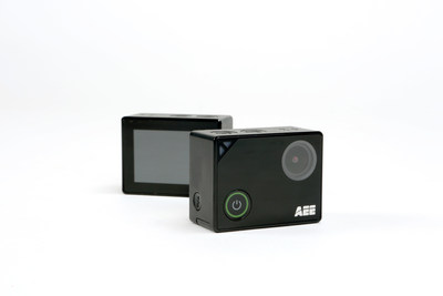 AEE Technology to Debut New Action Cameras at CES 2016