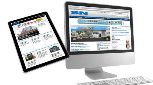Penton's Supermarket News Redesigns Around the Digital User Experience. (PRNewsFoto/Penton) ...