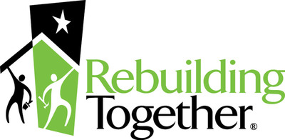 Rebuilding Together logo. (PRNewsFoto/Rebuilding Together)