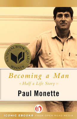 """""""Becoming a Man: Half a Life Story"""" Cover Image.  (PRNewsFoto/Open Road Integrated Media)"""