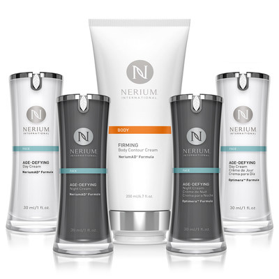 Nerium and Optimera products