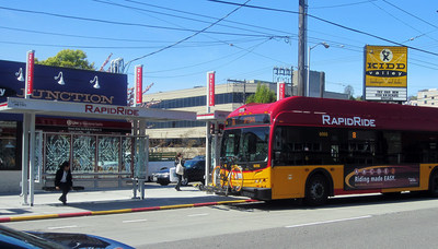 The RapidRide Bus Rapid Transit (BRT) Expansion Program will provide high-quality transit throughout some of the densest areas of Seattle.
