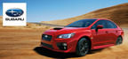 The Subaru WRX has been completely redesigned for the 2015 model year and will be equipped with many new features.  (PRNewsFoto/Briggs Auto Group)