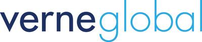 Verne Global Logo.  (PRNewsFoto/Verne Global)