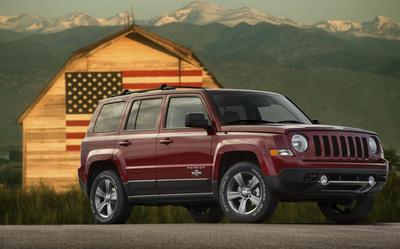 2013 Jeep Patriot Freedom Edition.  (PRNewsFoto/Chrysler Group LLC)