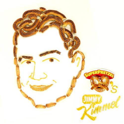 Jimmy Kimmel Live host, Jimmy Kimmel (PRNewsFoto/J&J Snack Foods Corp.)