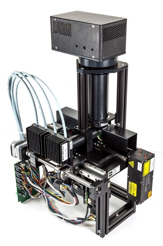 Automated Fluorescence Microscope Module for Genome Analysis (PRNewsFoto/The Volpi Group) (PRNewsFoto/The Volpi Group)