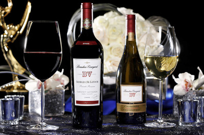 Beaulieu Vineyard Wines Featured for the Seventh Consecutive Year at the 62nd Primetime Emmy Awards Governors Ball.  (PRNewsFoto/Beaulieu Vineyard)