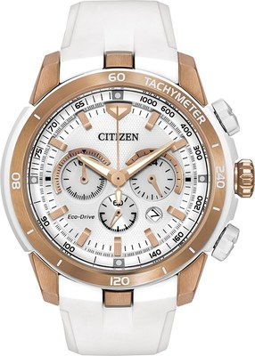Citizen Limited Edition Victoria Azarenka Ecosphere Watch. Retail $495 MSRP. Model # CA4153-00A.