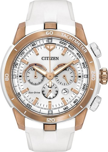 Citizen Limited Edition Victoria Azarenka Ecosphere Watch. Retail $495 MSRP. Model # CA4153-00A. (PRNewsFoto/Citizen Watch Company of America)