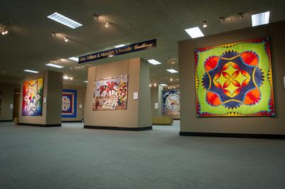 National Quilt Museum - gallery (PRNewsFoto/National Quilt Museum)