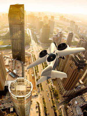 The TriFan 600, from XTI Aircraft Company, is being designed and developed to become the first commercially certified high-speed, long-range vertical takeoff and landing airplane capable of providing true door-to-door travel.