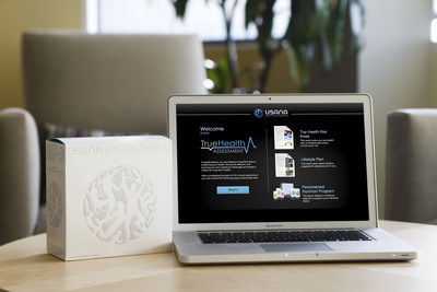USANA's MyHealthPak and True Health Assessment.  (PRNewsFoto/USANA Health Sciences, Inc.)