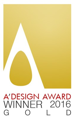 """The A' Design Awards are judged by a jury of academics, press members, designers and industry experts from around the world to recognize the most well-designed products from dozens of categories - from furniture to garment design. The LG Studio gas slide-in range received the """"golden"""" designation in the home appliance category."""
