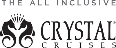 Crystal Cruises' all-inclusive logo (PRNewsFoto/Crystal Cruises)