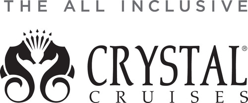Crystal Cruises' all-inclusive logo (PRNewsFoto/Crystal Cruises)