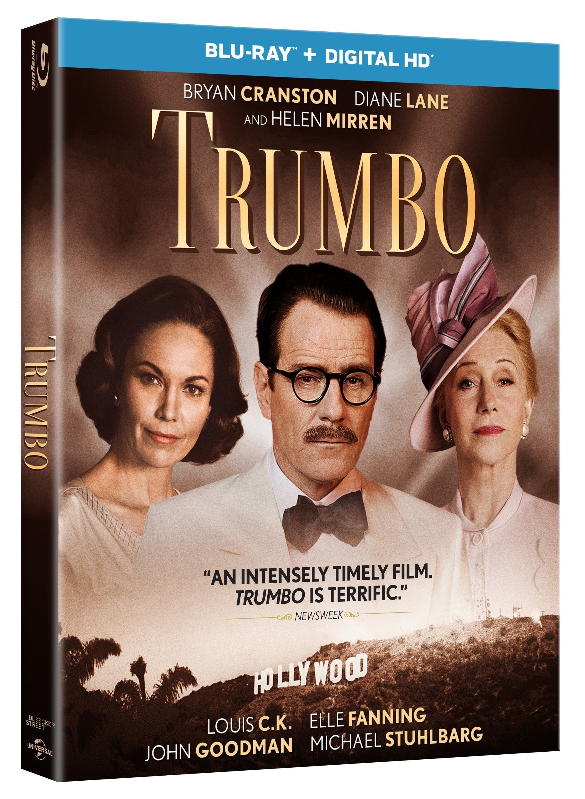 From Universal Pictures Home Entertainment: Trumbo