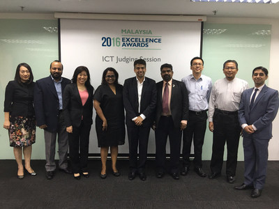 Malaysia Excellence Awards 2016 Judges for the ICT category