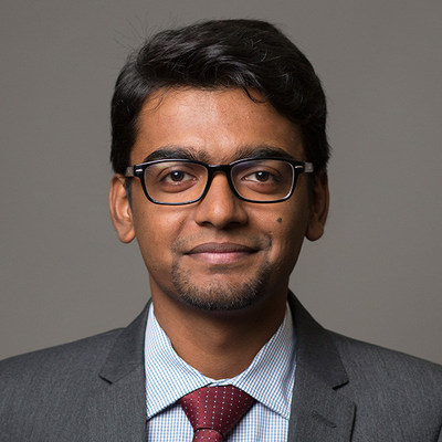 Cornell's Johnson One-Year MBA Program, Class of 2016's Rohit Singh.