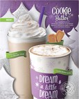The Coffee Bean & Tea Leaf's new Cookie Butter Ice Blended drink and Latte