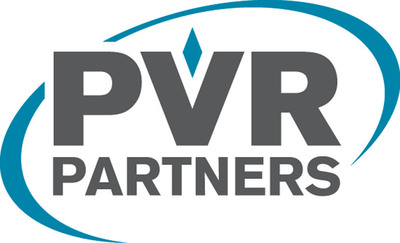 PVR Partners logo.  (PRNewsFoto/Penn Virginia Resource Partners, L.P.)