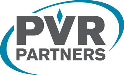 PVR Partners logo.  (PRNewsFoto/Penn Virginia Resource Partners, L.P.)