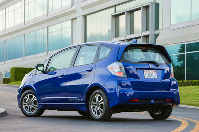 Honda Reduces the Cost to Take Home a Fit EV.  (PRNewsFoto/American Honda Motor Co., Inc.)