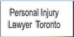 Personal Injury Lawyers Toronto.  (PRNewsFoto/Personal Injury Lawyers Toronto)