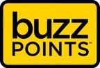 Buzz Points Logo (PRNewsFoto/Buzz Points, Inc.)