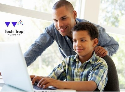 Tech Trep Academy empowers today's youth with exciting, mentor-supported TECHnology and enTREPreneur online courses that engage their interests and ignite their passion to learn, create and share with the world around them.