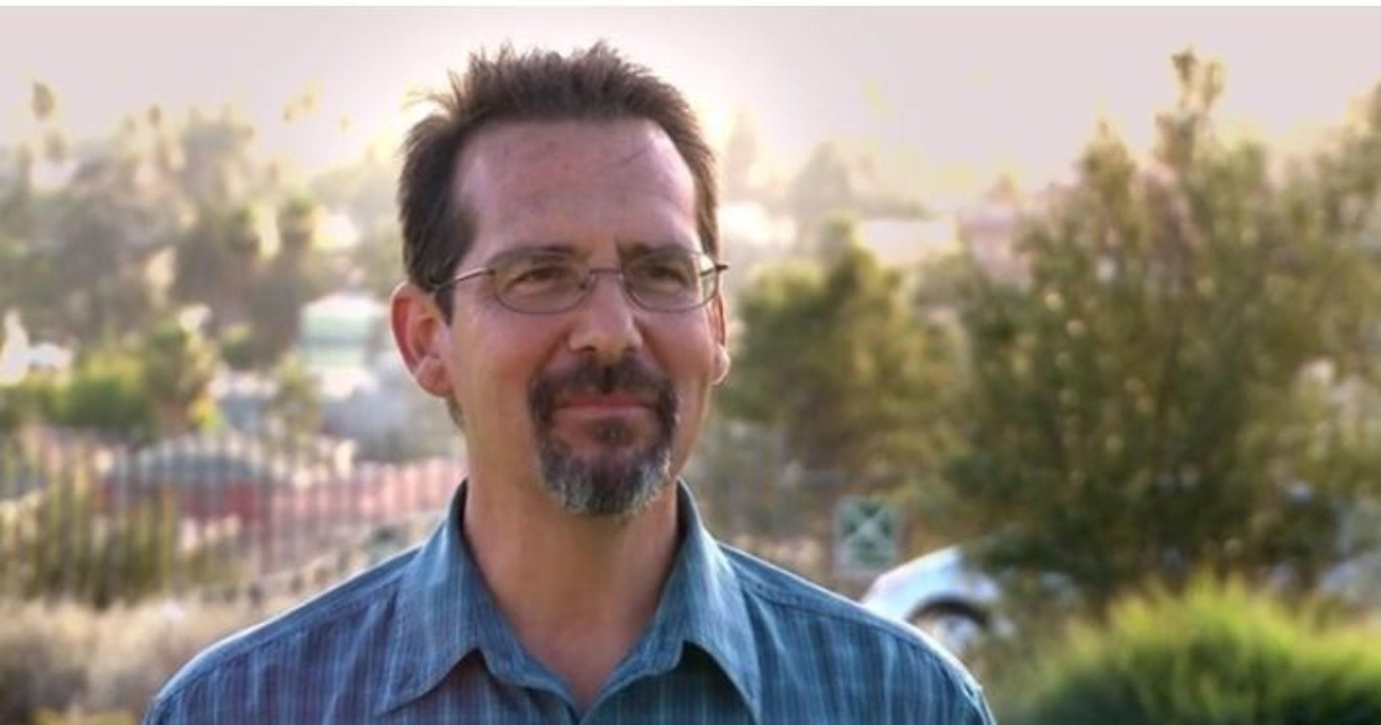 Meet Scientologist Tim Biedinger of Las Vegas, Nevada.
