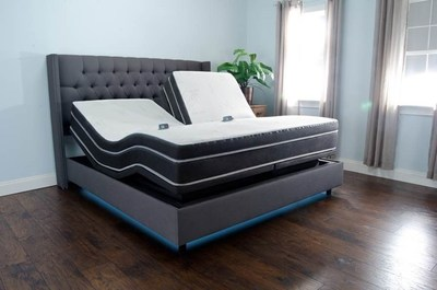 Personal Comfort Flex-Head(R) king-sized mattress can be found at personalcomfortbed.com.