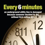 August 11 Reminds Consumers to Dial 8-1-1 Before Digging